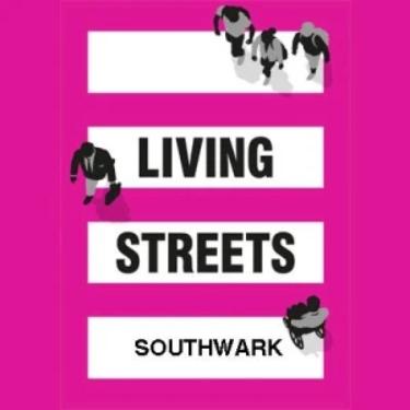 Southwark Living Streets logo