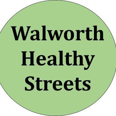Walworth Healthy Streets logo